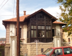 The House of Aca Stanojević in Knjaževac